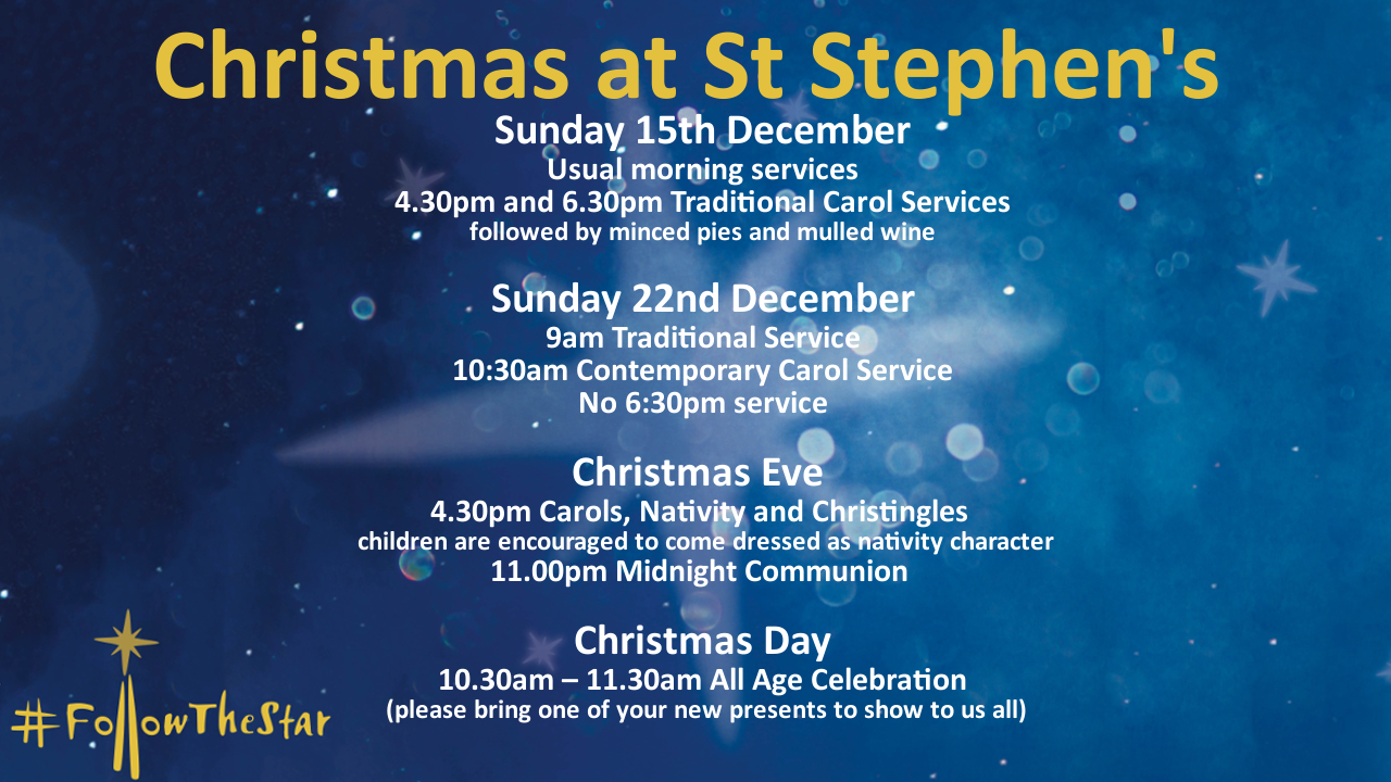 Christmas at St Stephens 2019-